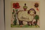 Beeee - 20x22 cm - 50 copie - acquaforte acquerellata - franco grobberio