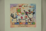 Opere disponibili  Acqueforti e stampe :: Monella 18x20 cm 100€