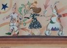 Gli artefici-acquerello- 27x36cm- 300€