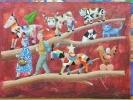 Opere disponibili Pittura :: Olio su tavola 60x70 cm  - 1400€